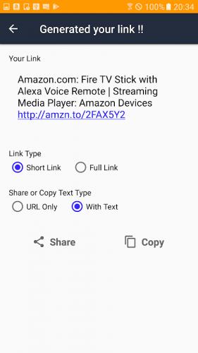 Affizon Generator screenshot 5