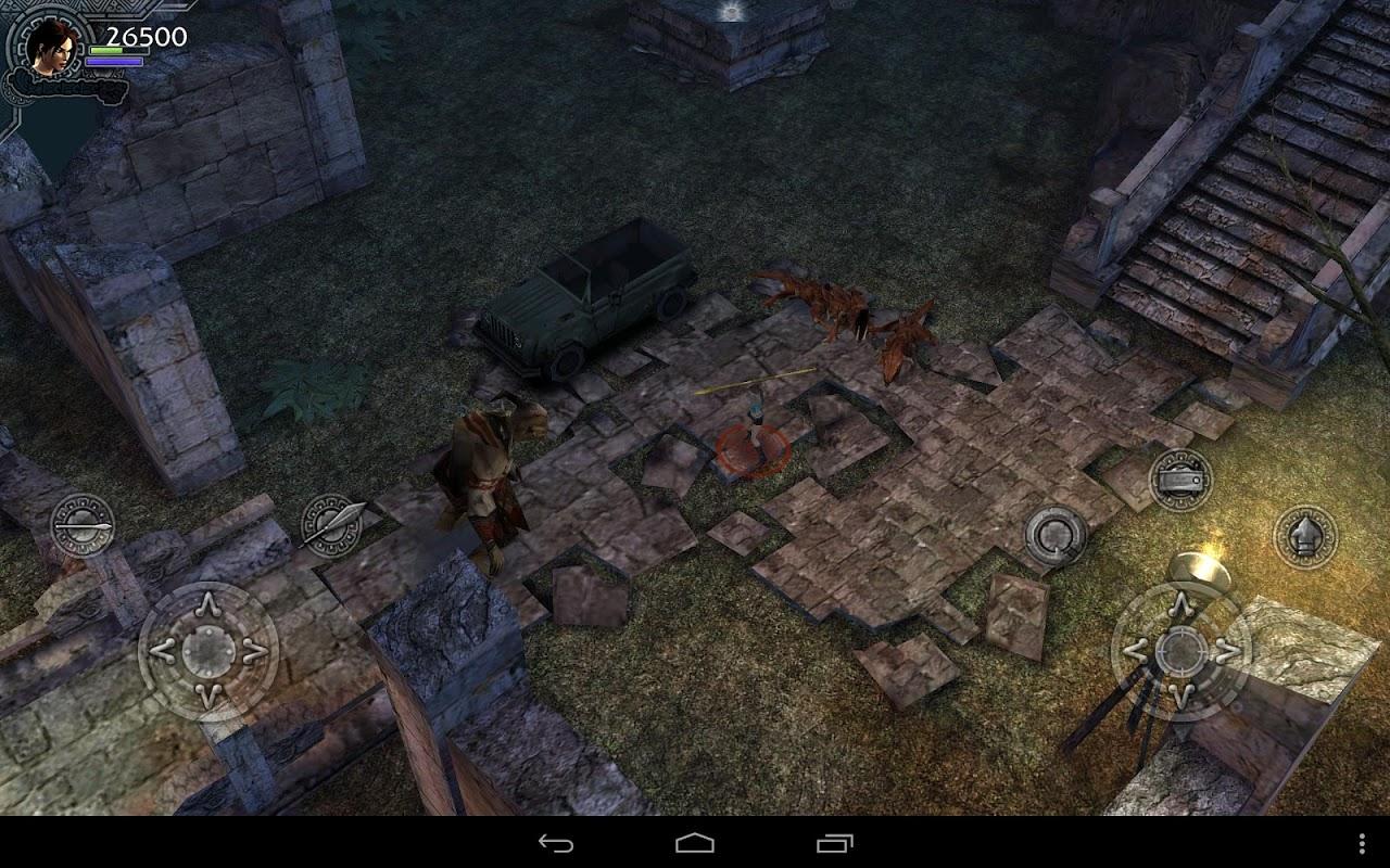 Lara Croft: Guardian of Light™ screenshot 2