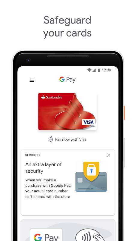 Android Pay screenshot 9