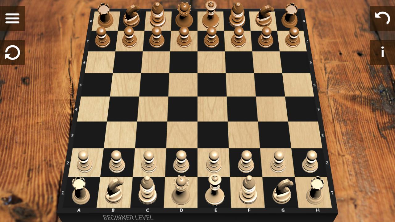 Xadrez screenshot 1