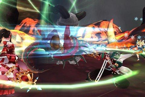 Dawn Break: The Flaming Emperor screenshot 1