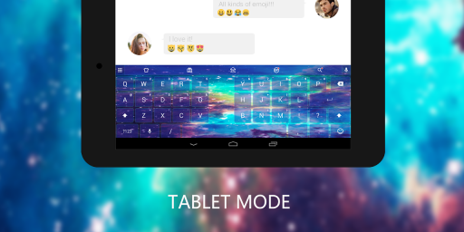 Emoji Keyboard - Kitkat,Smiley screenshot 7