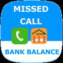 Missed Call Bank Balance
