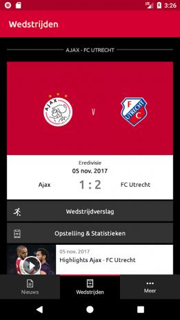 Official AFC Ajax Football App 3 2 0 Download APK for