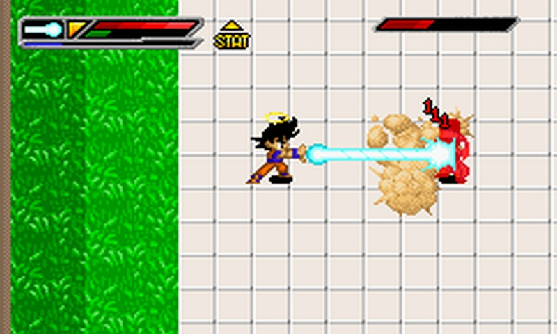 Dragon Ball Z: Buu's Fury screenshot 2