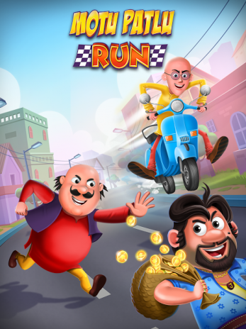 Motu Patlu Run 1 04 Download Apk For Android Aptoide