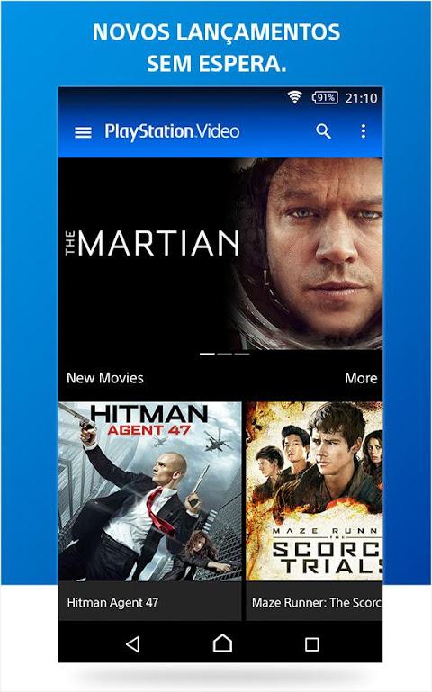 PlayStation™Video screenshot 1