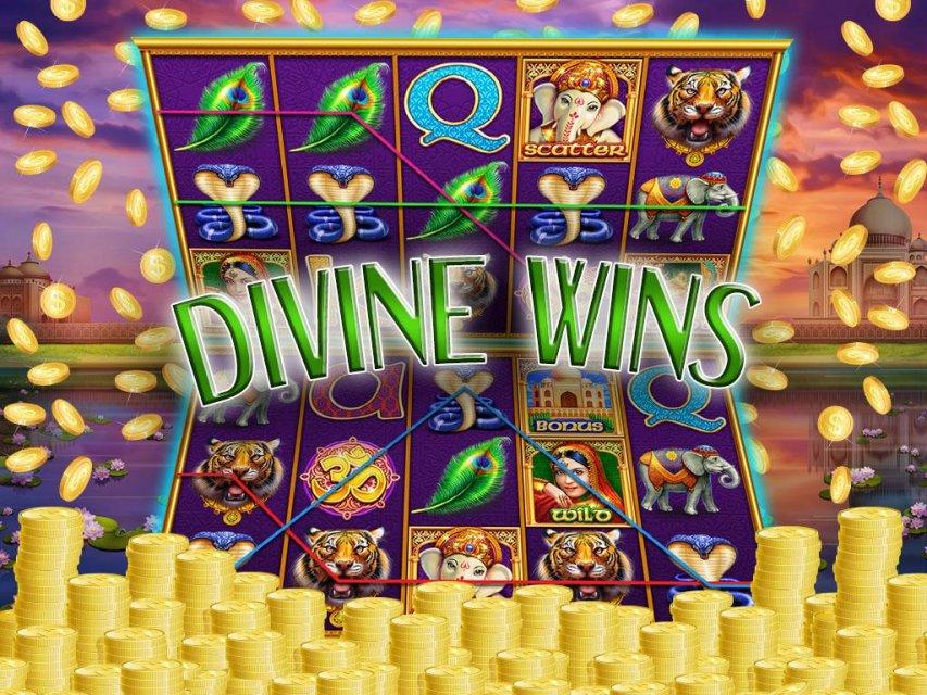 Indian slot machine