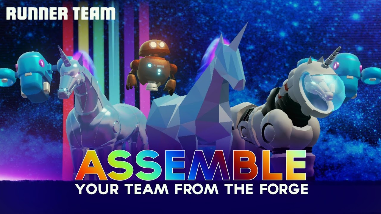 Robot Unicorn Attack 2 Apk Download