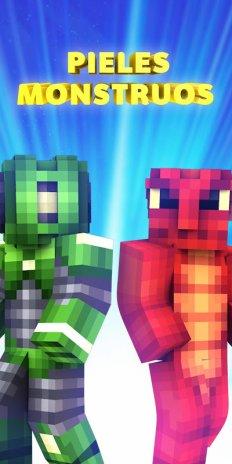 Skins Para Minecraft PE Descargar APK Para Android Aptoide - Descargar skins para minecraft pe android