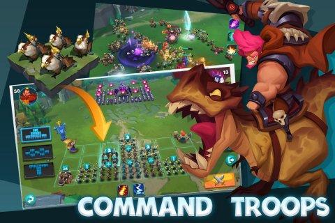 Brave Conquest screenshot 4