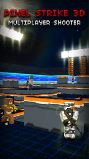Pixel Strike 3D screenshot 1