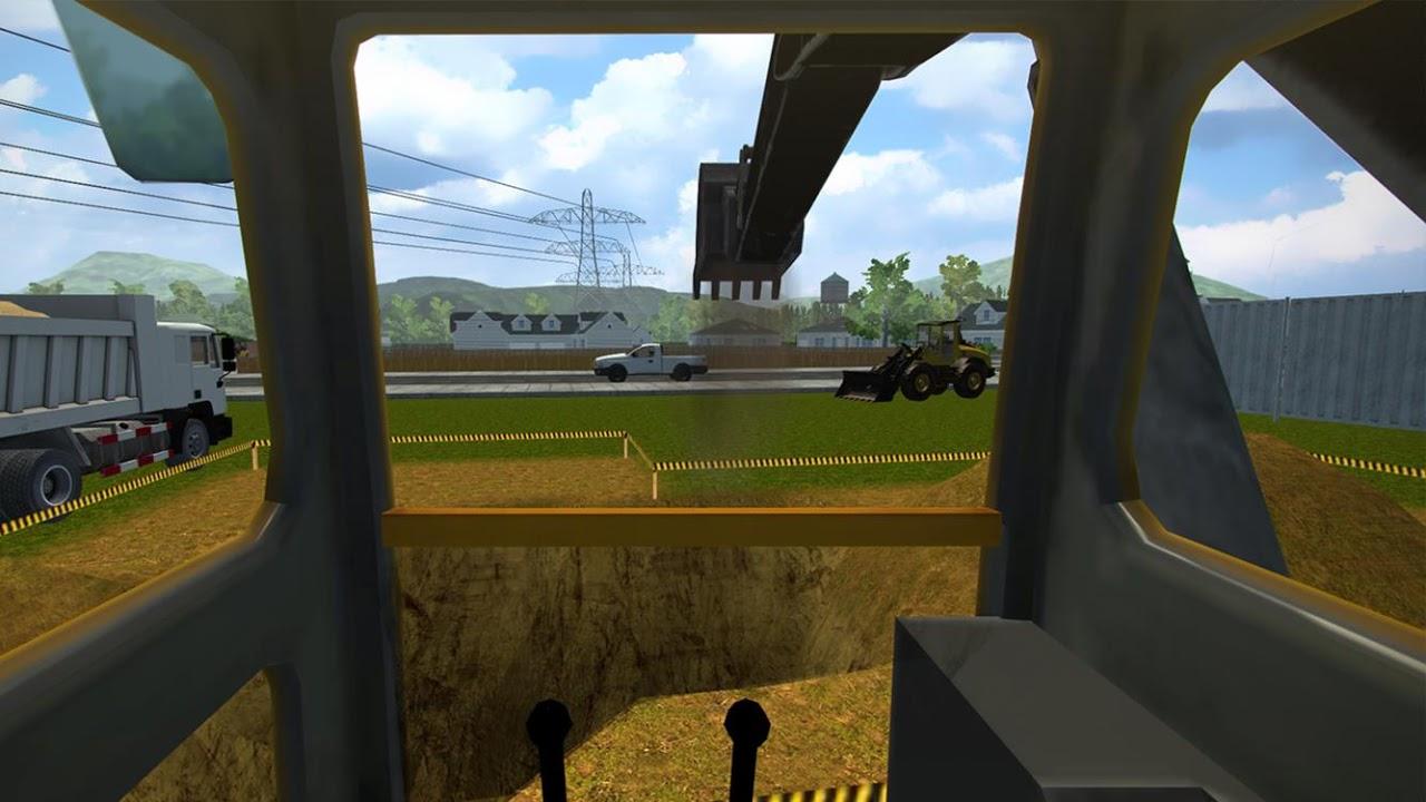 ... Construction Simulator Pro 17 Screenshot 5 ...