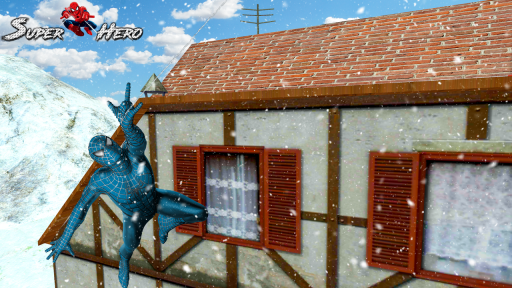 Super Spider Hero: Amazing Spider Super Hero Time screenshot 2