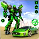 Flying Car Transformation Robot Wars Car Superhero