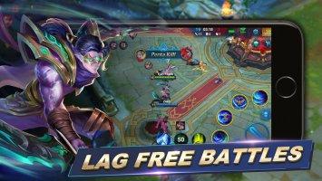 Heroes Arena Screen