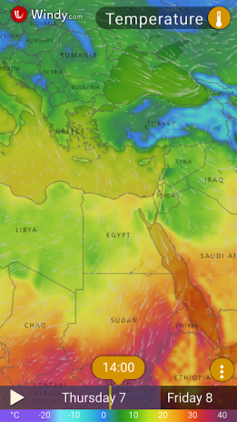 W - Weather Forecast & Animated Radar Maps 1 1 Download APK for