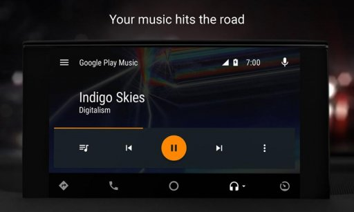 Android Auto - Maps, Media, Messaging & Voice screenshot 5