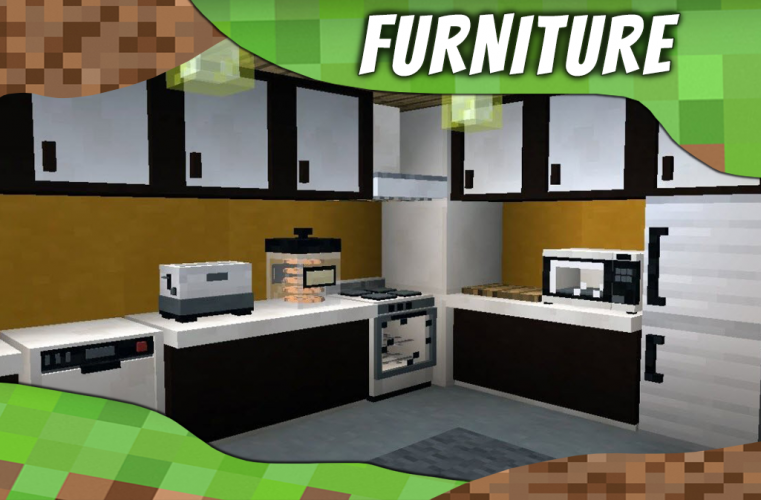 Mod Furniture Furniture Mods For Minecraft Pe 2 2 Download Android Apk Aptoide