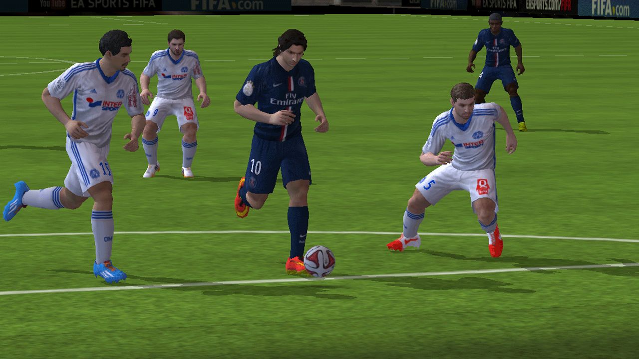 FIFA 15 Ultimate Team screenshot 2