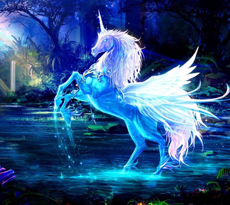 Fondos de pantalla para pc unicornios