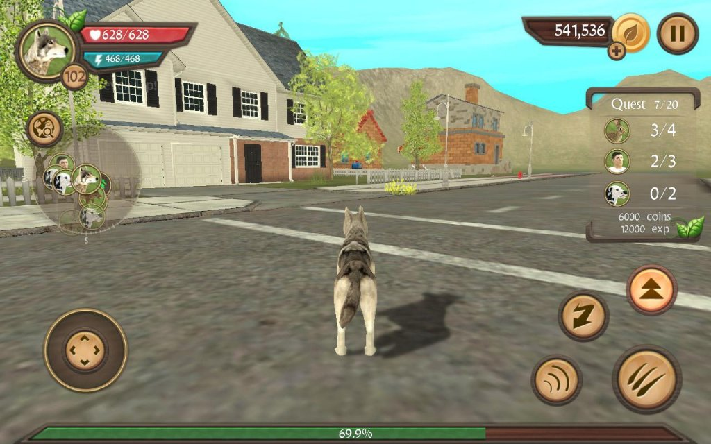 Dog Sim Online Raise A Family Download Apk For Android