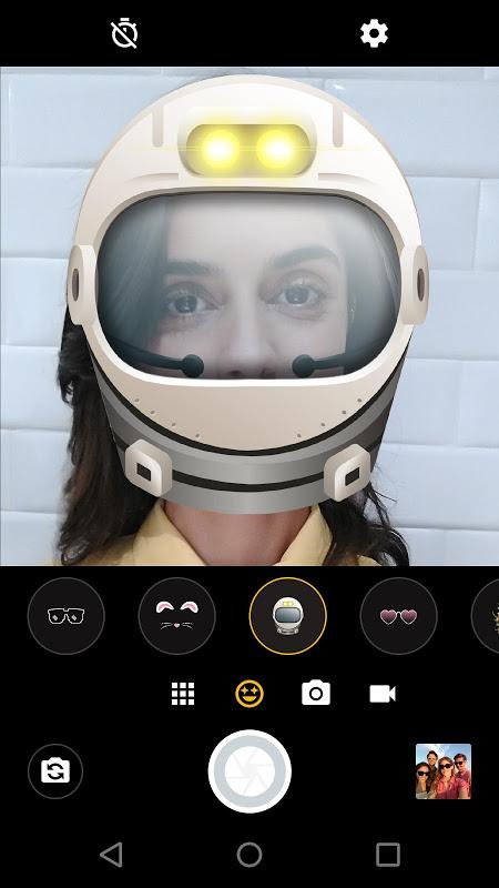 Moto Face Filters screenshot 2