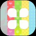 My ioPhone5c 3D Next Launcher