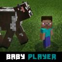 Baby gamer Mod for MCPE