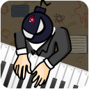 Firday Funny Whitty Piano Mod