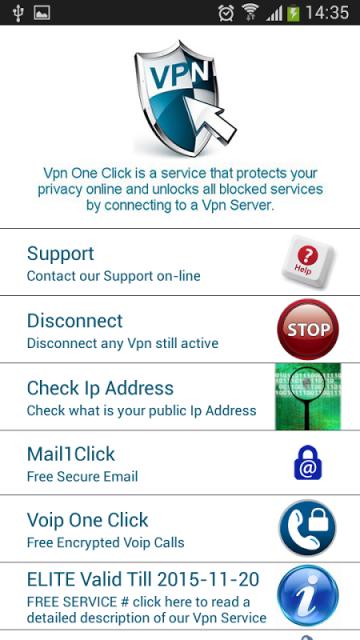 Descargar Apk Vpn One Click Elite