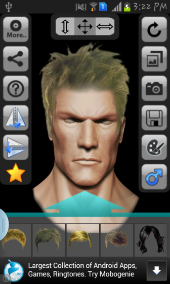 Hair Style Selector Lite 2 0 13 Download Android Apk Aptoide