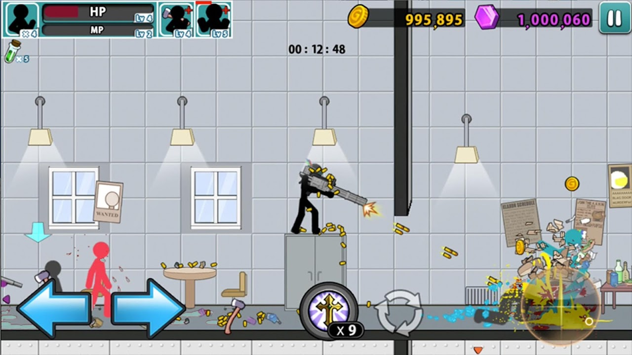 AngerOfStick5 screenshot 4