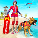 Lifeguard Dog Beach Rescue Simulator 2022
