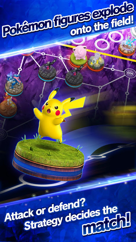 Pokémon Duel screenshot 1
