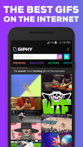 GIPHY. All the GIFS Screenshot