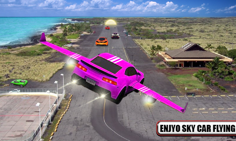 Real Flying Car Driving Simulator 2017 1 2 Download APK for