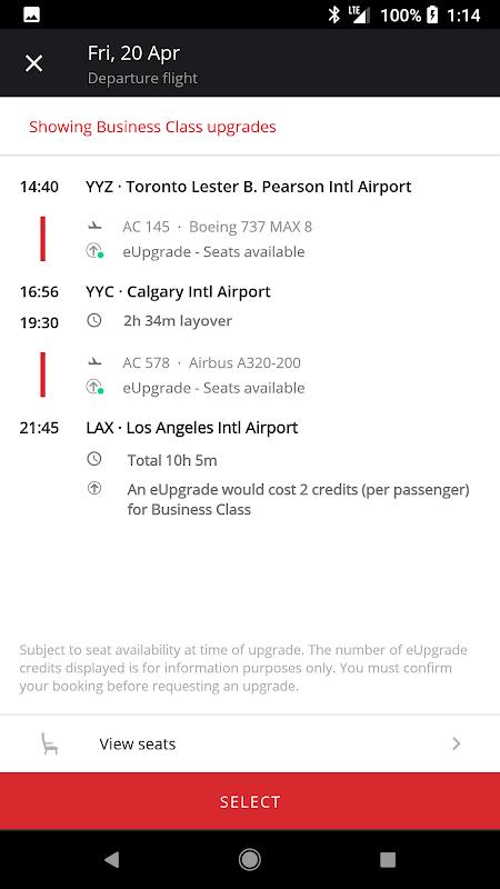 Flight Pass screenshot 2