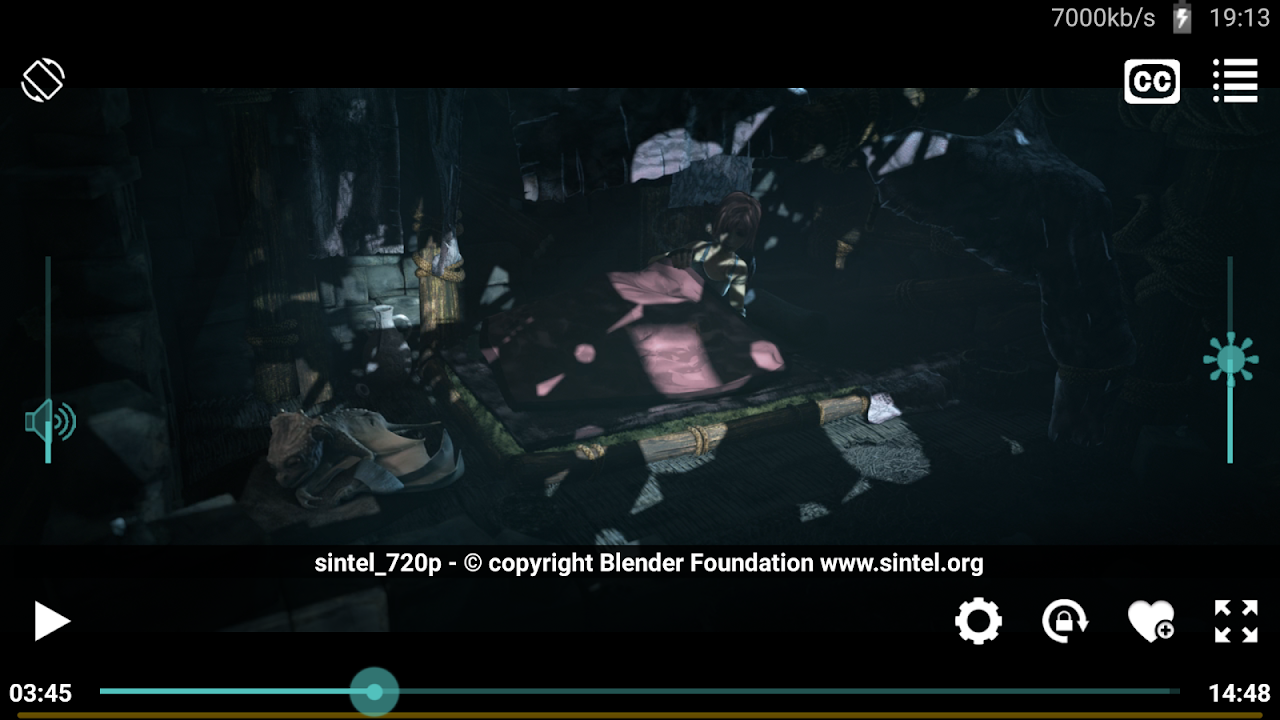 Wuffy Media Player screenshot 2