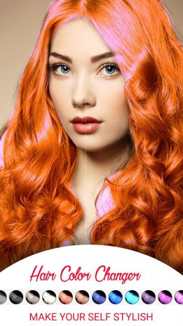 Hair Color Change Photo Editor 1.0 Download APK for Android - Aptoide