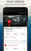 Youtube Video Downloader - Videoder Screenshot