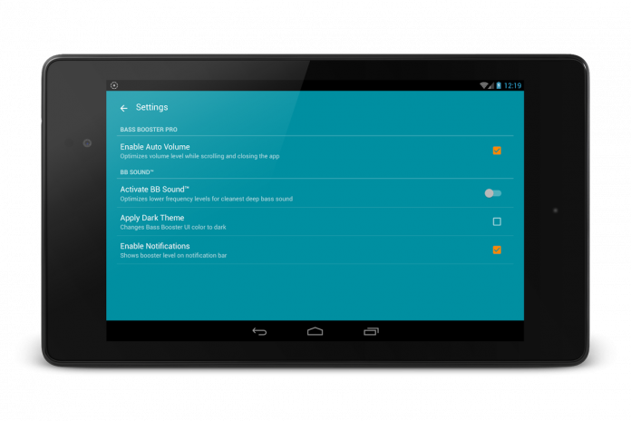 Bass Booster Ad-Free 1 3 2 0 Download APK for Android - Aptoide