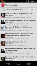 MP3 Plus - Easy MP3 Downloader Screenshot