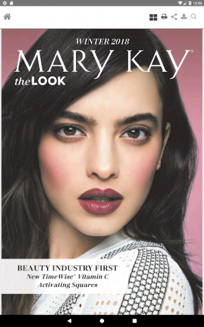 mary kay ecatalog screenshot 1