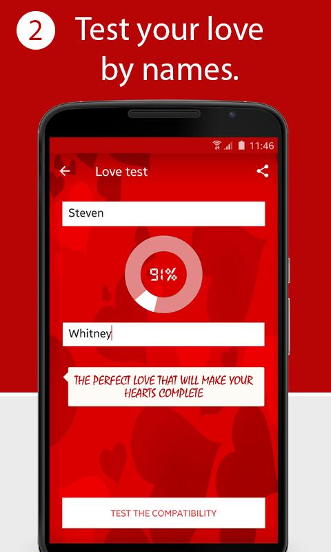 Love Test calculator screenshot 4