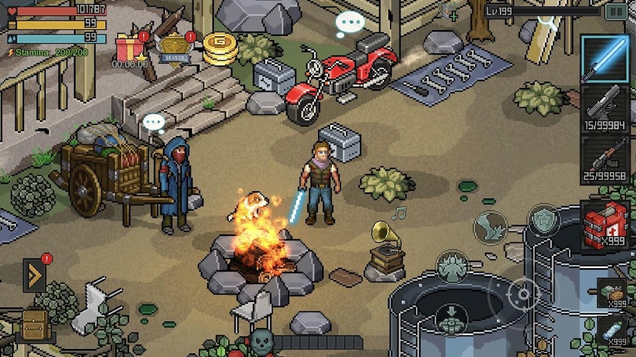 Fury Survivor: Pixel Z screenshot 1