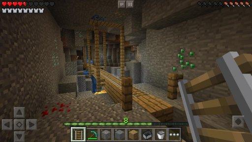 Minecraft: Pocket Edition screenshot 2