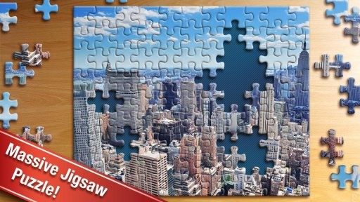 Jigsaw Magic Puzzles screenshot 6
