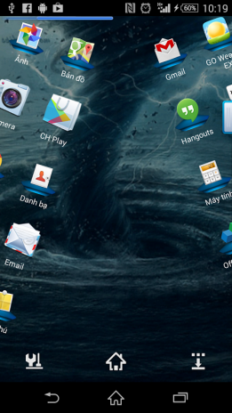 Tornado 3d Live Wallpaper Screenshot 6