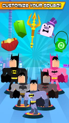Teen Titans GO Figure! screenshot 4